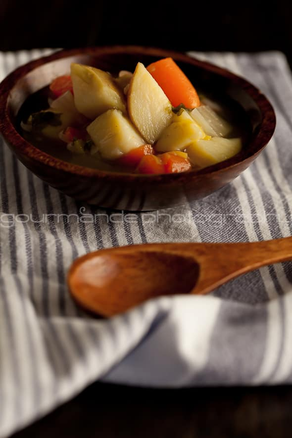 French Vegetable Soup 1 of 1 2 French Vegetable Soup | The Soup That Changed My Mind