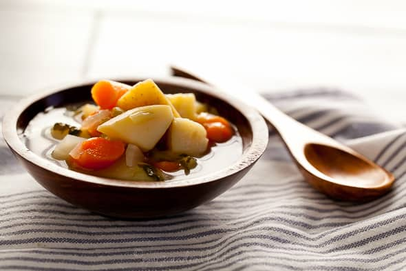 french vegetable soup, vegetable soup recipe, healthy vegetable soup, grandmother's vegetable soup