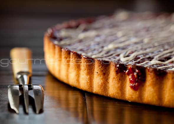 lemon raspberry tart 1 of 1 2 Lemon Raspberry Tart | Simple Elegance