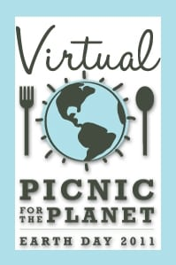picnic Honey Ginger Lemonade Recipe | A Virtual Picnic for the Planet