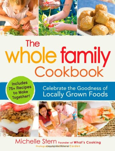 Cover Whole Family Cookbook the whole family cookbook giveaway