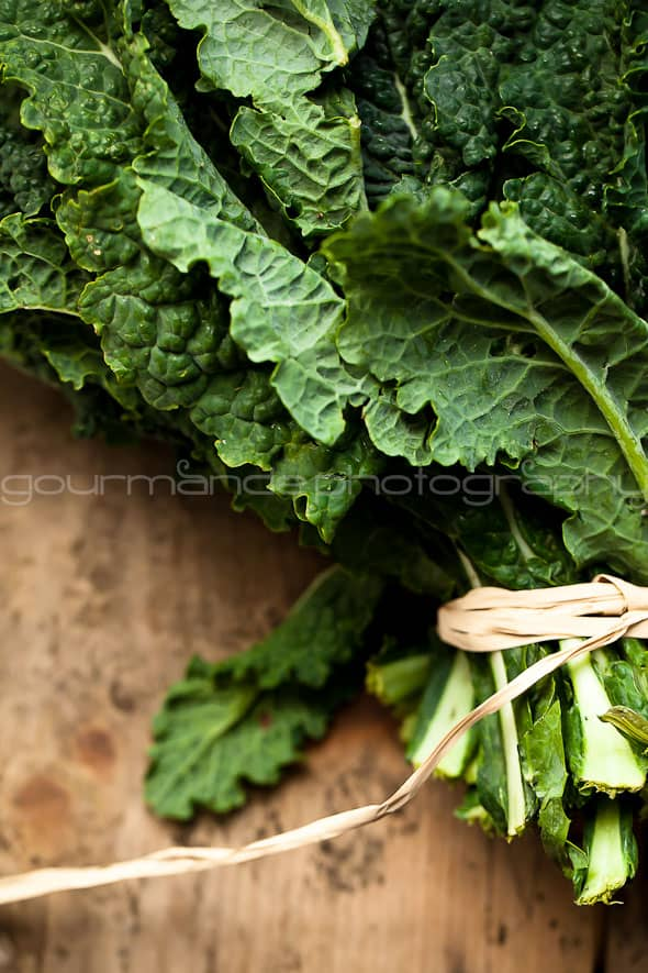 What is kale greens good for