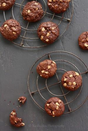 Chocolate Butterscotch Cookies