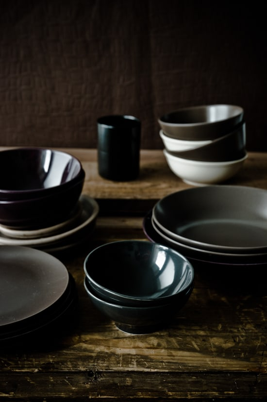 Bowls for Prop Styling by Meeta K. Wolff