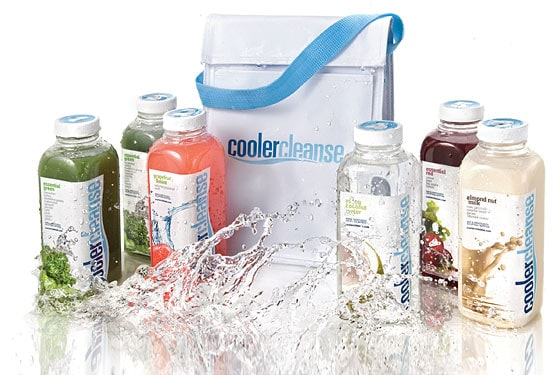 cooler cleanse juices