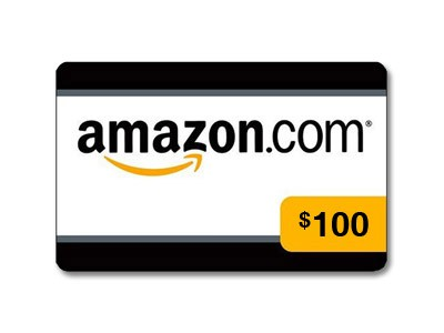 Amazon Gift Card Amazon $100 Gift Card Giveaway