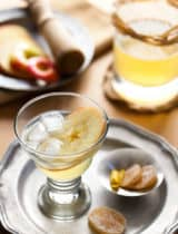 The Normand Fizz | Apple Ginger Calvados Cocktail