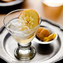 Apple Ginger Calvados Cocktail Recipe-2