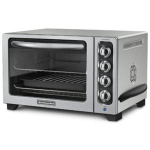 Kitchen Aid Countertop Oven giveaway