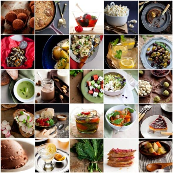 New Years Post Mosaic Intro Picture 590x590 2011 A Year in Food | Welcoming 2012