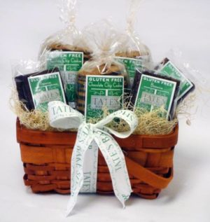 Tates GF Brownies Cookies 300x317 Tates Bakeshop Giveaway | Gluten Free Cookie and Brownie Basket with Cookbook