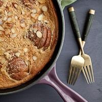pear clafoutis Pear Almond Clafoutis (or is it a Flognarde?) | Gluten Free, Grain Free, Paleo