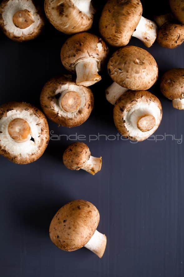 Baby Portabella Mushrooms, Cremini Mushrooms Gourmande in the Kitchen