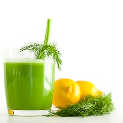 Fennel, Apple, Celery Juice-2