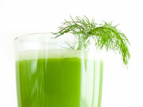 Green Lemonade Juice Recipe (Gourmande in the Kitchen)