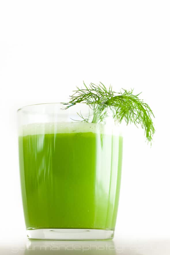 Green Lemonade | Juicing for Health