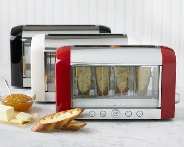 Magimix Colored Vision Toaster Magimix Vision Toaster Review and Giveaway (ARV $249.95) | The First See Through Toaster