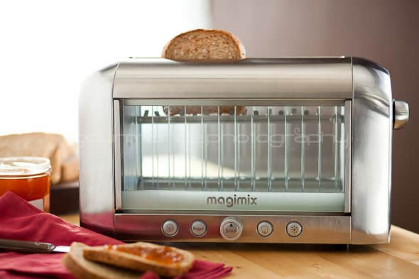 Magimix Vision Toaster 2 Magimix Vision Toaster Review and Giveaway (ARV $249.95) | The First See Through Toaster