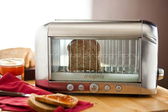 Magimix Vision Toaster 3 Magimix Vision Toaster Review and Giveaway (ARV $249.95) | The First See Through Toaster