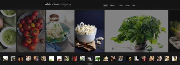 Sylvie Shirazi Photography food photography portfolio
