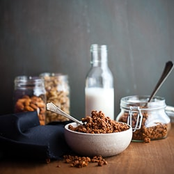 Grain Free Chocolate Granola