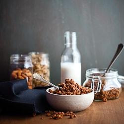 Grain Free Chocolate Granola