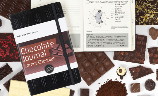 Passions journals chocolate Moleskine Passions Journal Review and Giveaway | Open Worldwide (Total 120 USD )