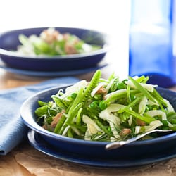 Pea and Fennel Salad