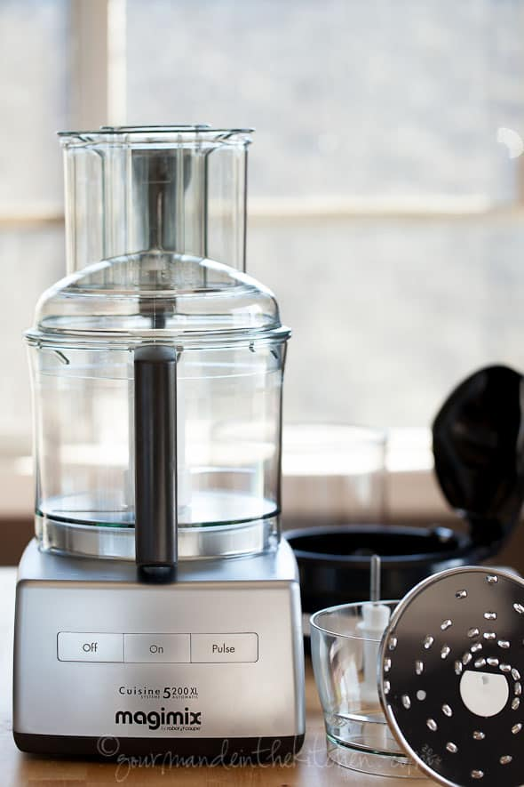 Magimix 16-cup Food Processor by Robot-Coupe, Gourmande in the Kitchen, Sylvie Shirazi Photography