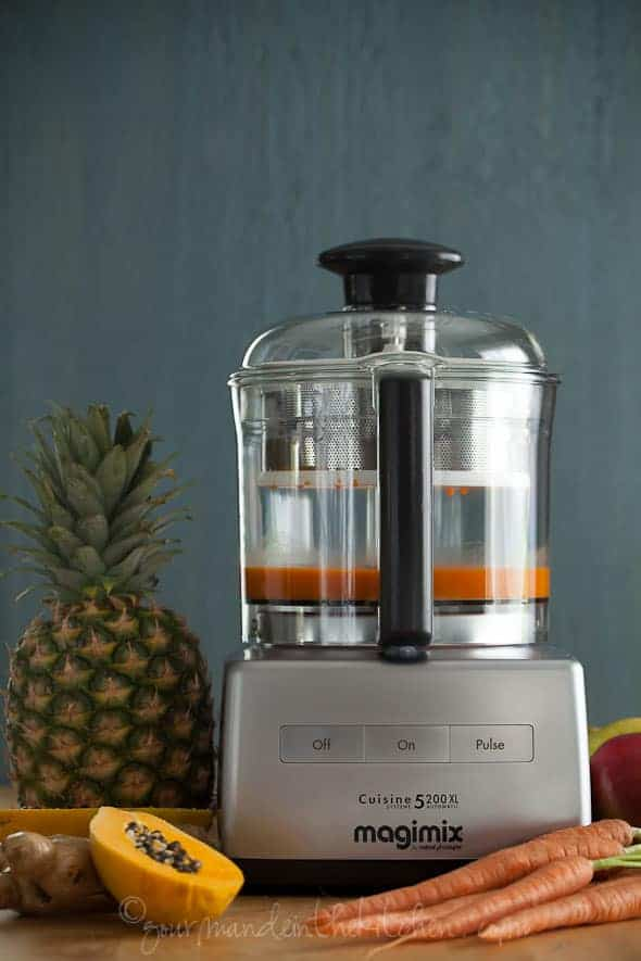 Magimix 16-cup Food Processor by Robot-Coupe with Juice and Smoothie Attachment, Gourmande in the Kitchen, Sylvie Shirazi Photography