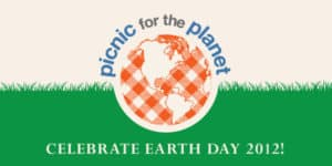 Earth Day picnic for the planet