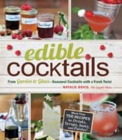 Edible Cocktails Revised Jacket Art resized 175x200 Its Cocktail Time | 3 New Books Reviewed and a Giveaway