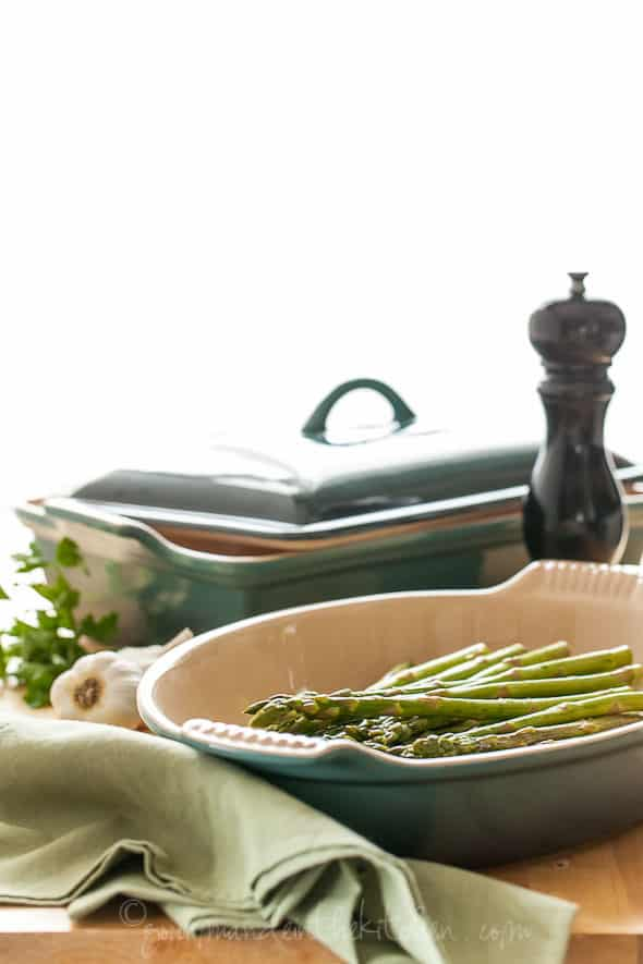 The Heritage Au Gratin Dish and Rectangular Casserole, Gourmande in the Kitchen, Sylvie Shirazi, food photography