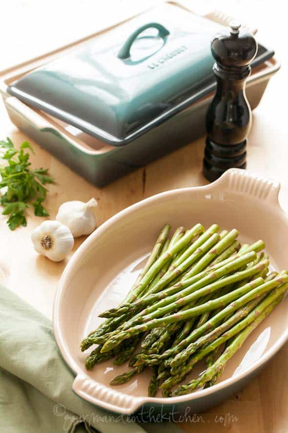 The Heritage Au Gratin Dish and Rectangular Casserole, Gourmande in the Kitchen, Sylvie Shirazi Photography, food photography