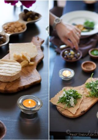 Easy Entertaining | Dinner Party Ideas
