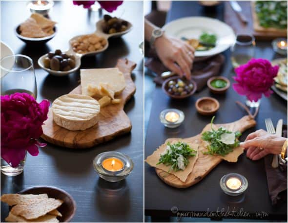 party appetizers, sylvie shirazi photography, gourmande in the kitchen