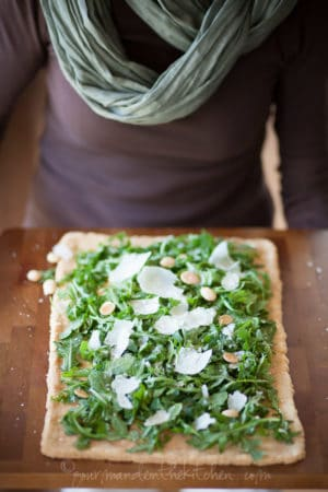 Rosemary Parmesan Flatbread, Gourmande in the Kitchen, Sylvie Shirazi Photography, food photography