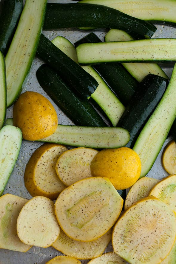 Yellow Squash and Zucchini, Gourmande in the Kitchen, Sylvie Shirazi Photography, food photography