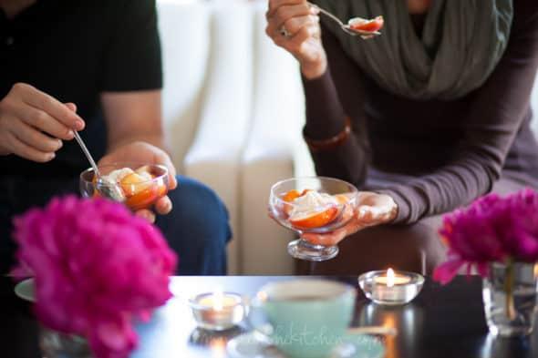 fruit dessert, sylvie shirazi photography, gourmande in the kitchen, food photography