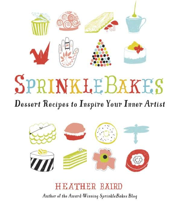 Sprinklebakes Book Cover