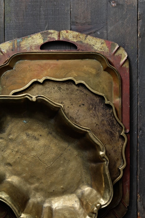 Brass Platters