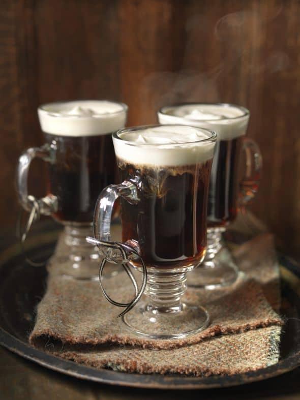 Jim Scherer Coffee Cocktails