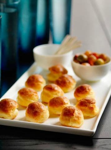 Jim Scherer Puff Pastry