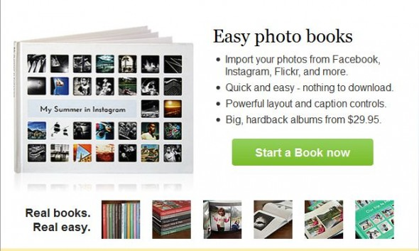 Keepsy Photo Album