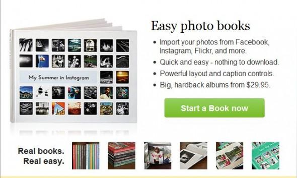 Keepsy Photo Album