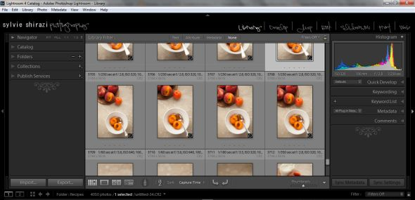 Lightroom 4 Giveaway | Gourmande in the Kitchen