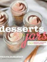 Desserts in Jars by Shaina Olmanson | Book Review and Giveaway