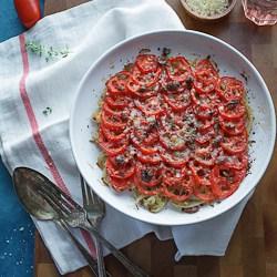 Fennel Tomato Gratin-65
