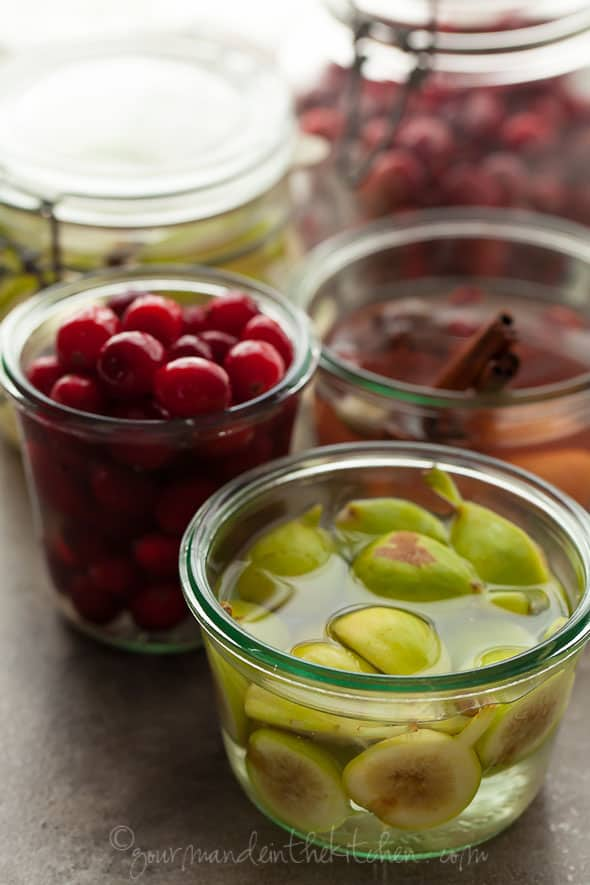 infused fruits, los angeles food photographer, food photography
