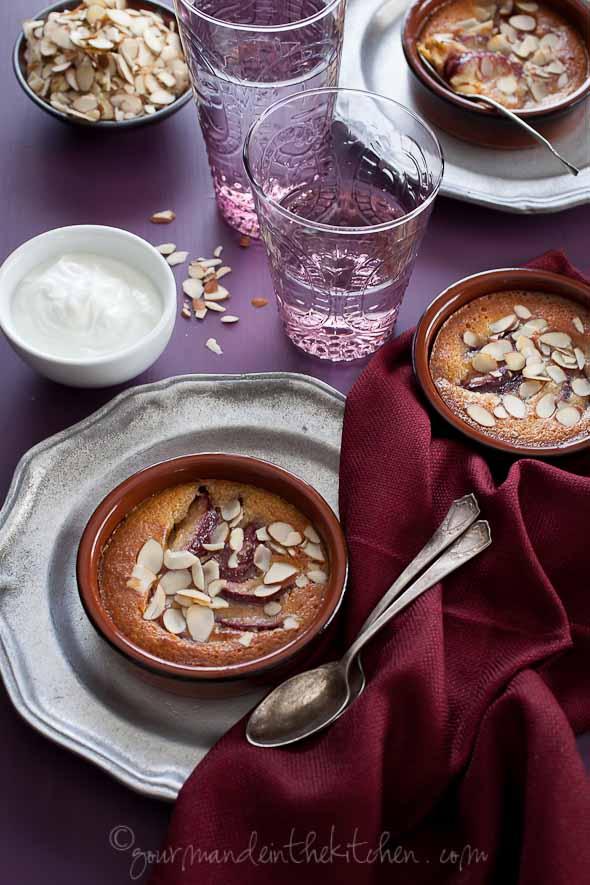 plum frangipane recipe, sylvie shirazi, food photography, los angeles food photographer